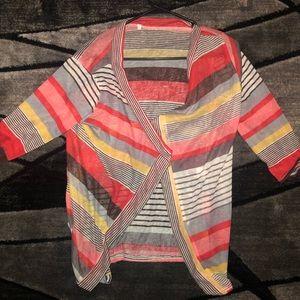 Sweaters - Light-Weight Cardigan